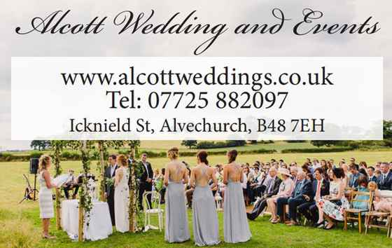 Wedding Venues in Bromsgrove