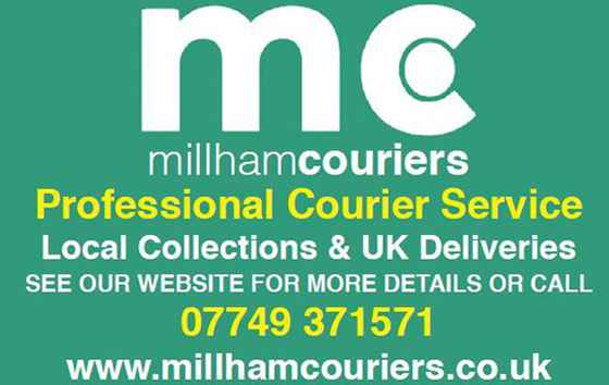 Couriers in Bromsgrove
