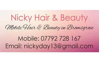 Hair & Beauty in Bromsgrove